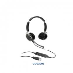 GUV3000高清 USB 耳機